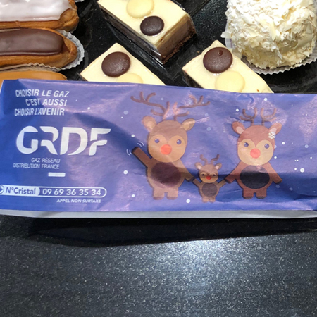 GRDF Marché de Noël